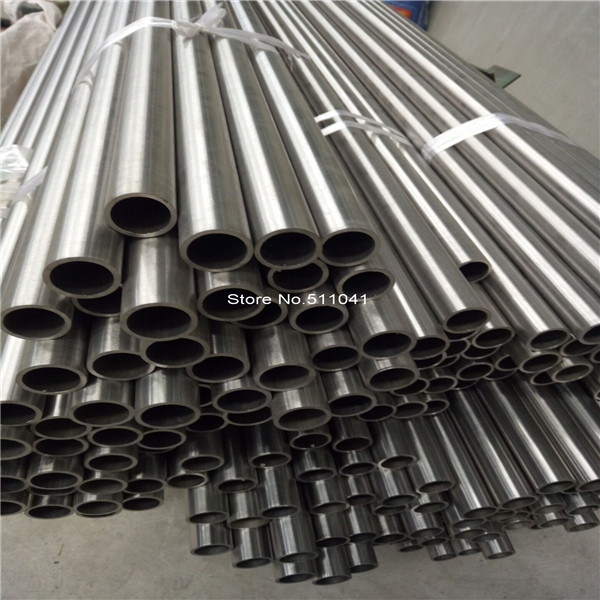 titanium tube titanium pipe diameter 22mm*1.6mm thick *1000 mm long ,5pcs free shipping,Paypal is available