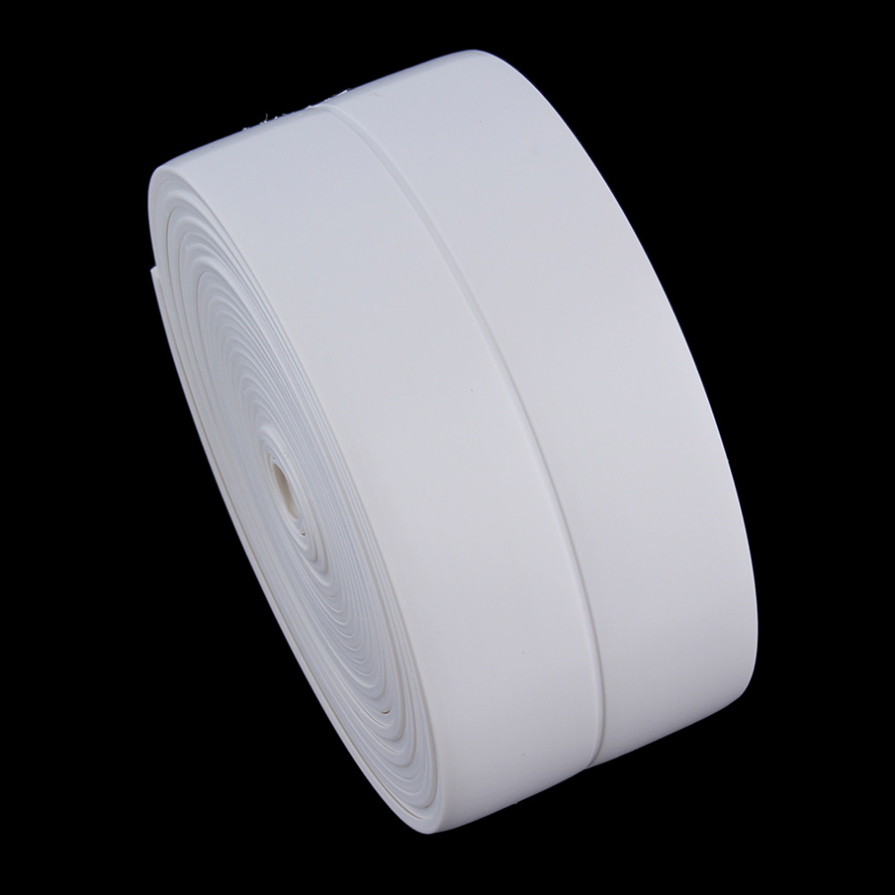 3.4m*38mm White Mildewproof Sealing Sealant Strip Tape For Bathroom Kitchen Brand New