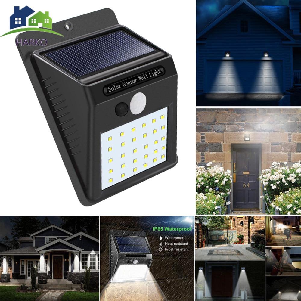 Helpful Arilux Pir Motion Sensor Solar Power Led Light 1.5w 12leds Wall Light Waterproof Ip65 Ourdoor Garden Security Lamp New Soft And Light Outdoor Lighting