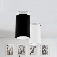 Modern Minimalism Small Round Ceiling Lights Entrance Corridor Balcony Creative Shops Office Ceiling Lamps Factory E27
