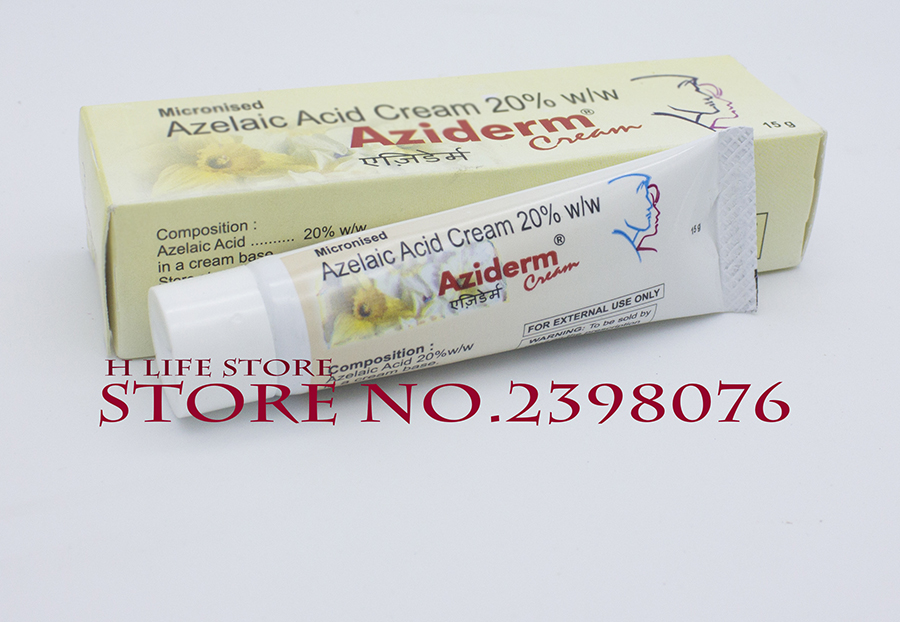 India Original Azelaic Acid Cream 20 Acne Treatment Anti Acne