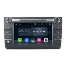 4GB RAM 8″ Octa Core Android 6.0 Car Audio DVD Player for Suzuki SWIFT 2004-2010 With Stereo Radio GPS WIFI Bluetooth TV USB DVR