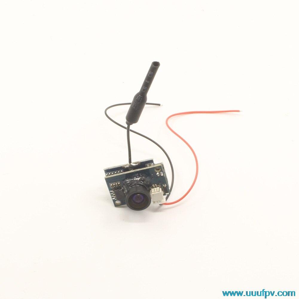 Супер Мини 25 МВт/200 МВт переключаемый AIO 5.8 Г 48CH VTX 600TVL 1/3 CMOS FPV камера