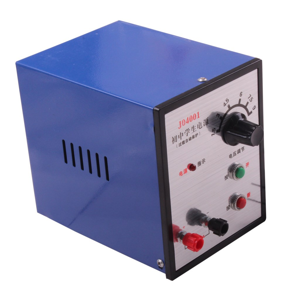 High School Student Power 2V-16V 2A 3A Overload Protection Power Physics Electrical Experimental Equipment Teaching AidsHigh School Student Power 2V-16V 2A 3A Overload Protection Power Physics Electrical Experimental Equipment Teaching Aids