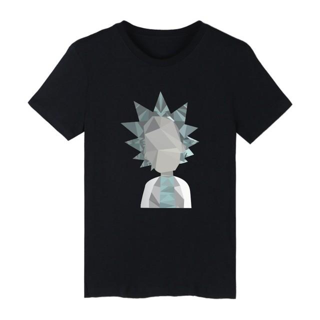 Rick and Morty – Minimalistic T Shirt