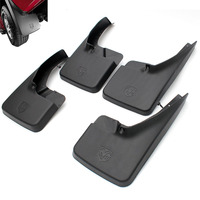 Mud Flaps For Ram Truck Molded Splash Guards Mud Flaps Front Rear Set Of 4