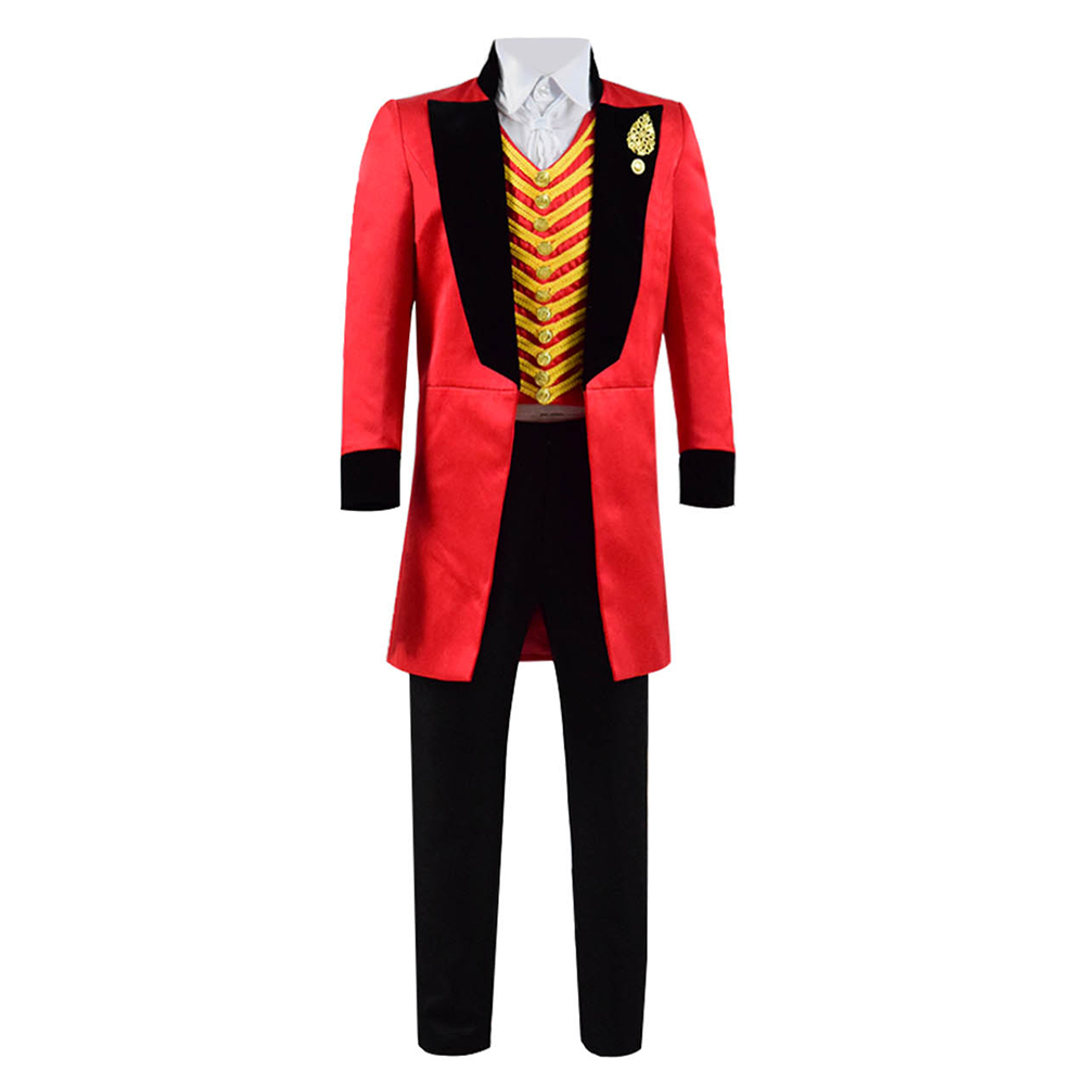 The Greatest Showman P.T. Barnum Kids Cosplay Costume Full