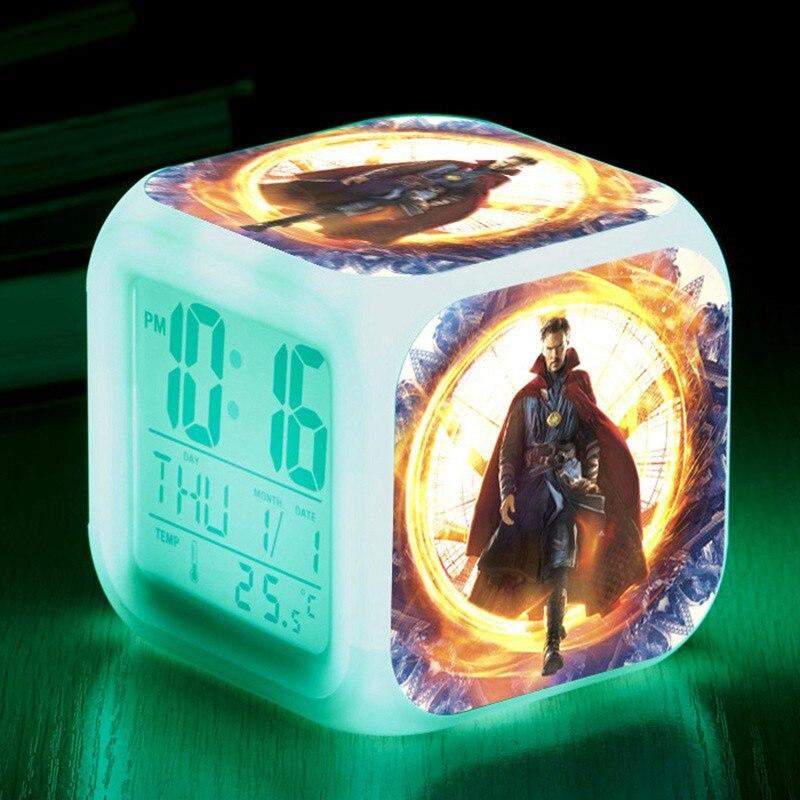 Night Light Alarm Clock Digital
