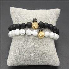 Pineapple Couple Bracelets