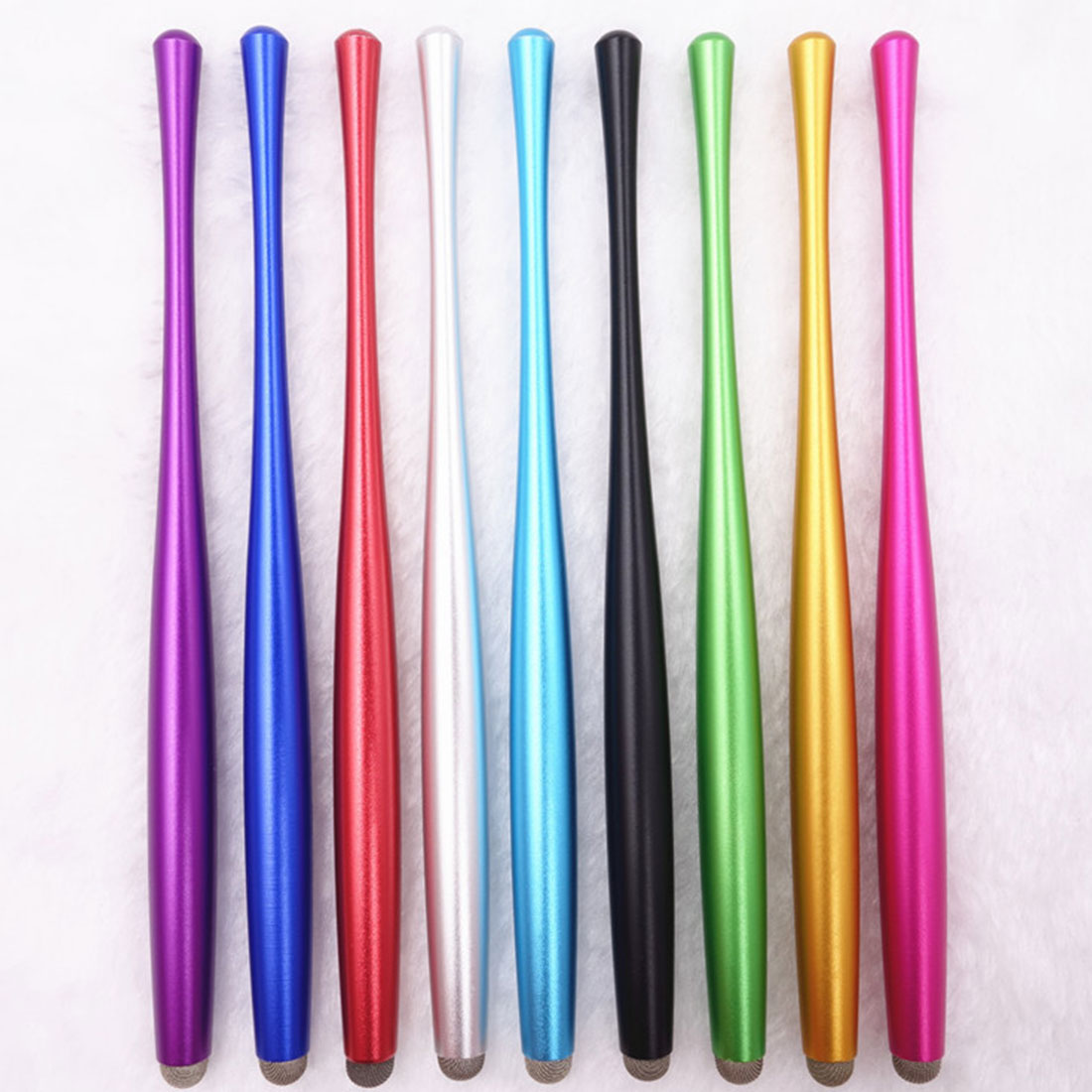 Universal Capacitive Stylus Pen Long Section Waistline Pen Touch Screen Pen For IPhone IPad Android