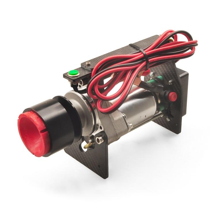 20-80cc Engine TOC Roto Terminator Starter for RC plane