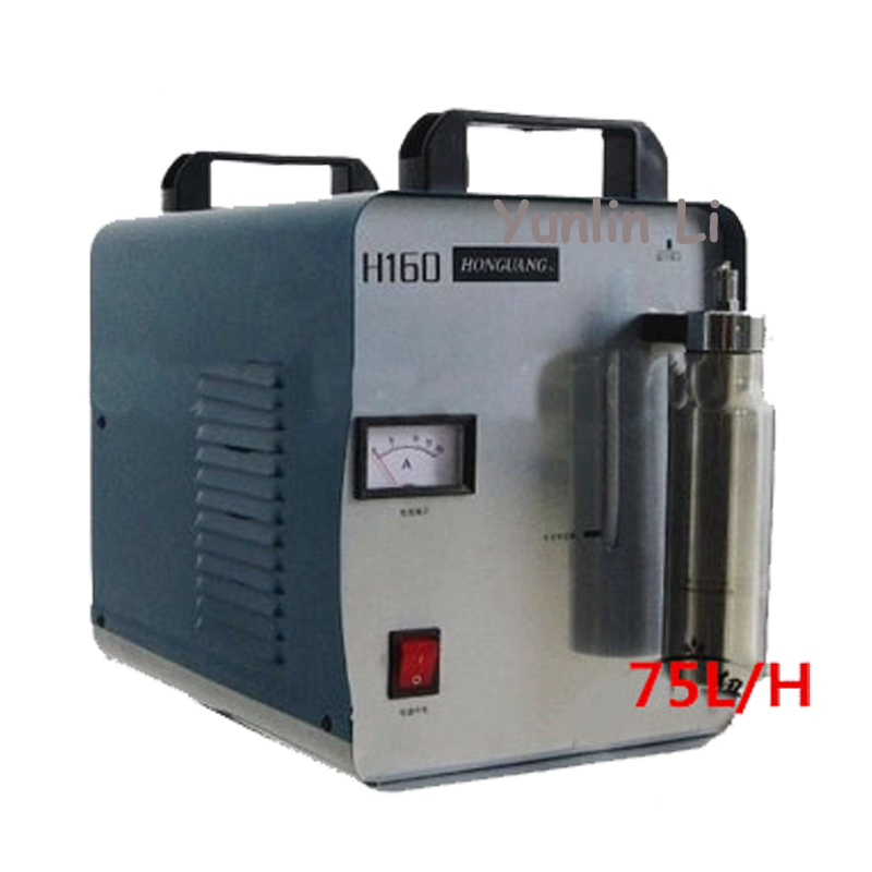 220V Acrylic Flame Polisher H160 High Power Acrylic Flame Polishing Machine Word Crystal Polisher honguang h160 acrylic polishing machine flame polishing machine crystal word polishing machine new polishing machine
