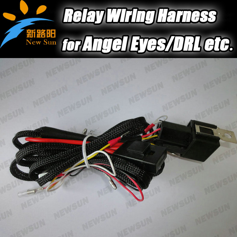 compare prices on bmw e angel eyes relay online shopping buy smd led angel eyes drl led lights lamp wiring relay harness for bmw e36e38 e39 e46