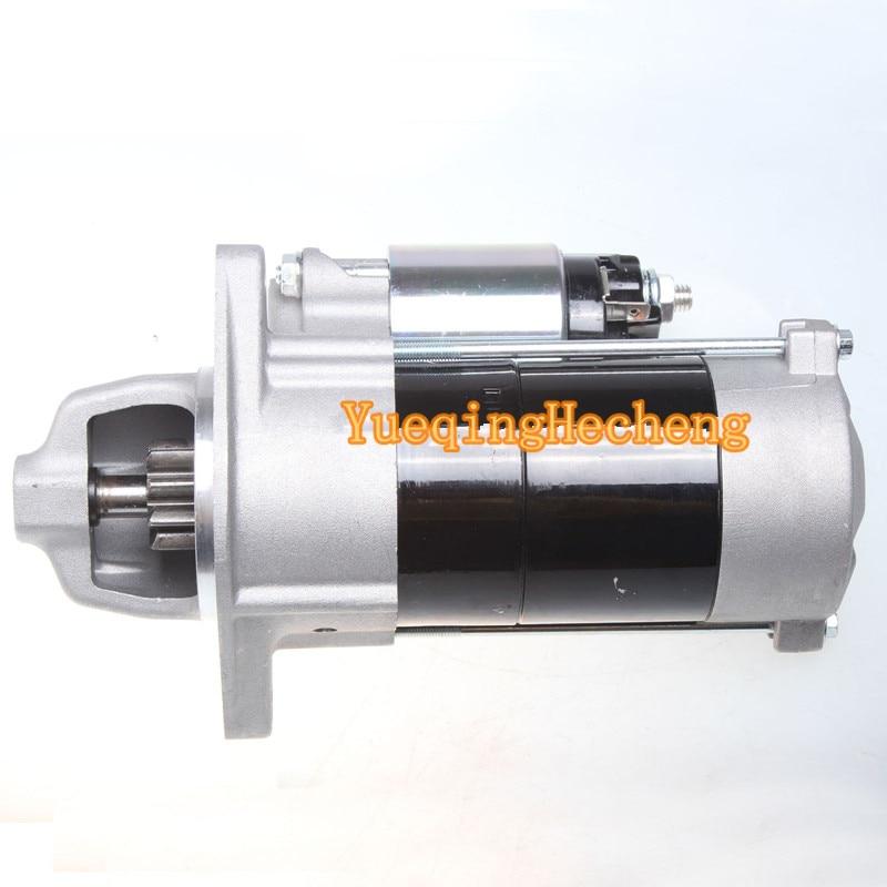 New Starter K3511-81410 For Kubota Mower ZD18 ZD21 F 2260 2560 3060 D1005-EFMNew Starter K3511-81410 For Kubota Mower ZD18 ZD21 F 2260 2560 3060 D1005-EFM