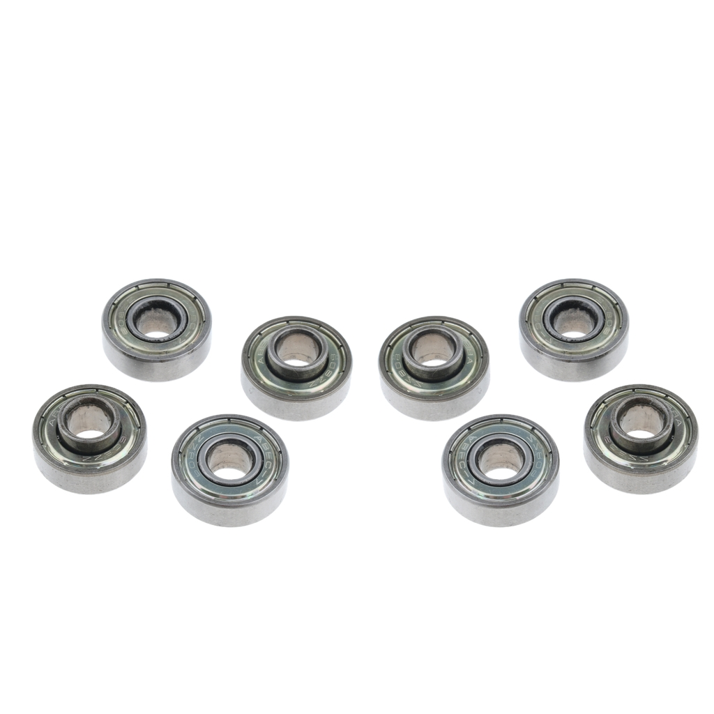 8 Pcs Wheelchair Bearings Front Casters 0 9inch for Smoother Ride