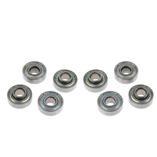 8 Pcs Wheelchair Bearings Front Casters 0.9inch for Smoother Ride