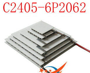 C2405-6P2062 Six layers Semiconductor refrigeration piece Multilayer thermoelectric cooler ultimate super performance Cooler tec1 12708 65w semiconductor refrigeration part