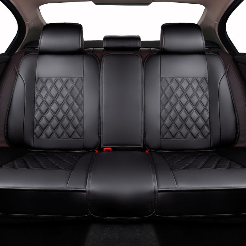 Kokololee Pu Leather Universal Car Seat Covers For Toyota