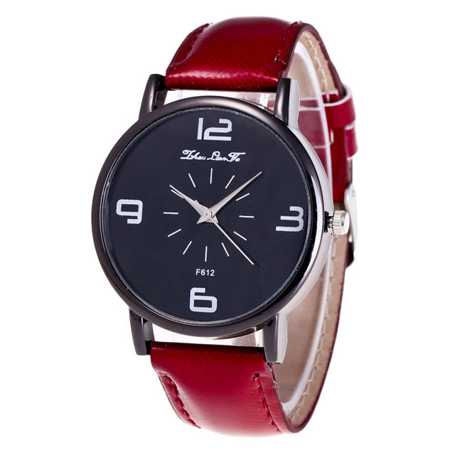 Fashion Watch Candy Color Male And Female Strap Wrist Watch lovers erkek saat Re