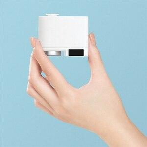 Image 4 - Youpin Zajia indukcja oszczędzanie wody inteligentna na podczerwień indukcyjna bateria wodna czujnik przeciwprzepięciowy oszczędzanie wody w domu