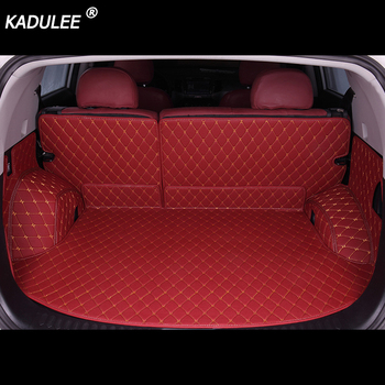 KADULEE car mat trunk for Jeep All Models renegade grand cherokee compass car styling car accessories custom cargo liner