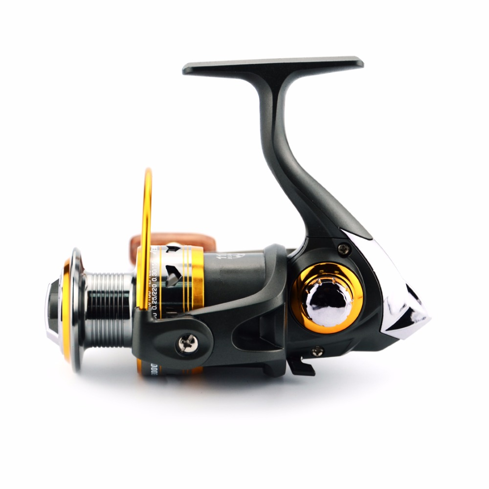 Online buy wholesale fishing reels made in china from for Discount fishing reels