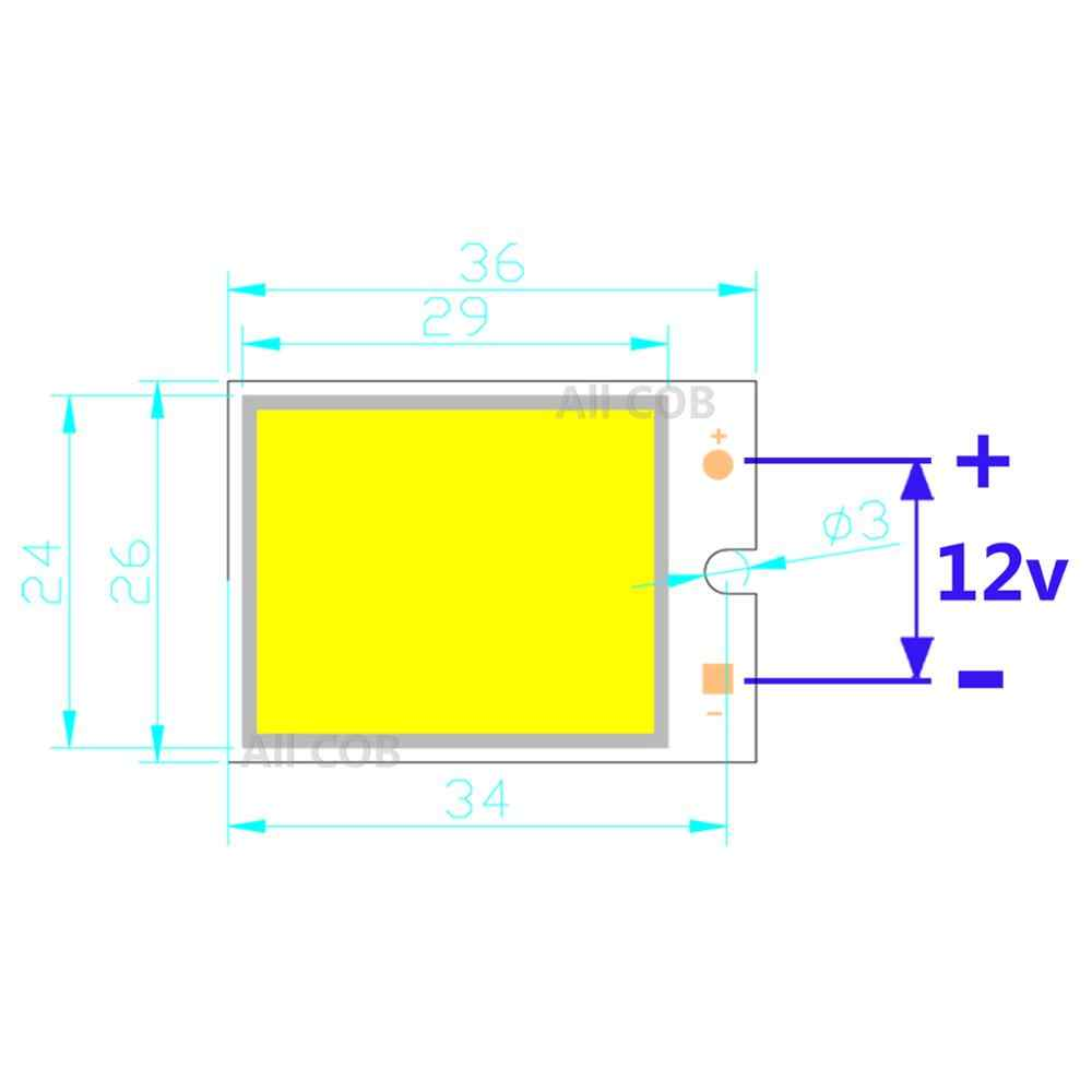 hot sale mix square led cob strip 40 35 40 20 36 26  [ 1000 x 1000 Pixel ]
