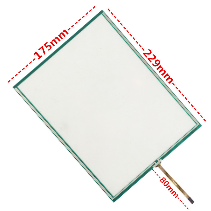 original new 10.4''inch touch screen 4-wire resistive for Fujitsu N010-0554-X122 / 01 3g original new 10 4 inch touch screen for n010 0554 x122 01 3g man machine interface touch screen digitizer panel