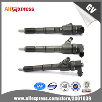 Fuel diesel injector 0445 110 290 for Bosch, 0445110290 common rail Injector ,common rail injection for diesel engine