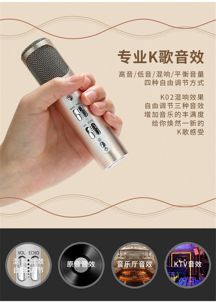 Remax K02 Microphone 2