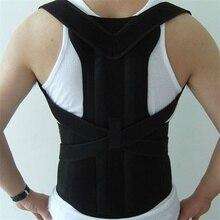 Adjustable Spine Clavicle Support Belt Posture Correction Adult Back Brace Support Therapy Shoulder Lumbar Posture Corrector цены