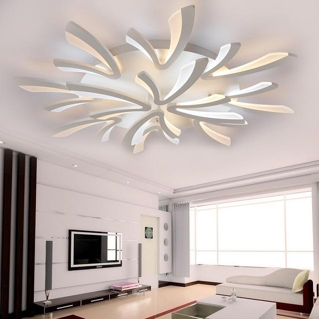 Telecomando plafoniere moderne per soggiorno camera da letto ...
