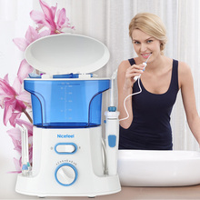 Nicefeel Electric Oral Teeth Dental Water Flosser Dentistry Power Floss Irrigator Jet Cleaning Mouth Cavity Oral Irrigador