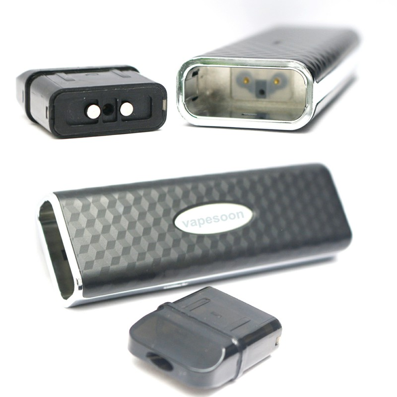 vapesoon VSA Pod Vape Starter Kit with 1000mAh Battery 2ml Pods System vs Nord Novo Zero minifit AI Saber Pod Device e-Cigarette