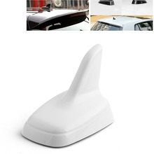 Universal Car Antenna Auto Roof Shark Fin on the of Accessories For ford focus Opel Fiat