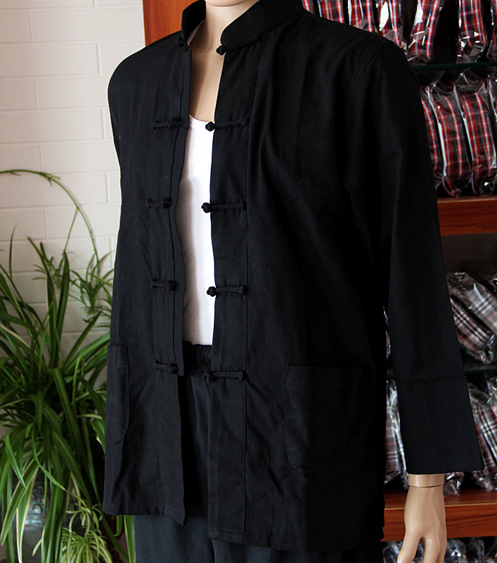 Wing Chun vêtements Costume 100% coton Style chinois hommes Kung Fu Arts martiaux uniforme-livraison gratuite