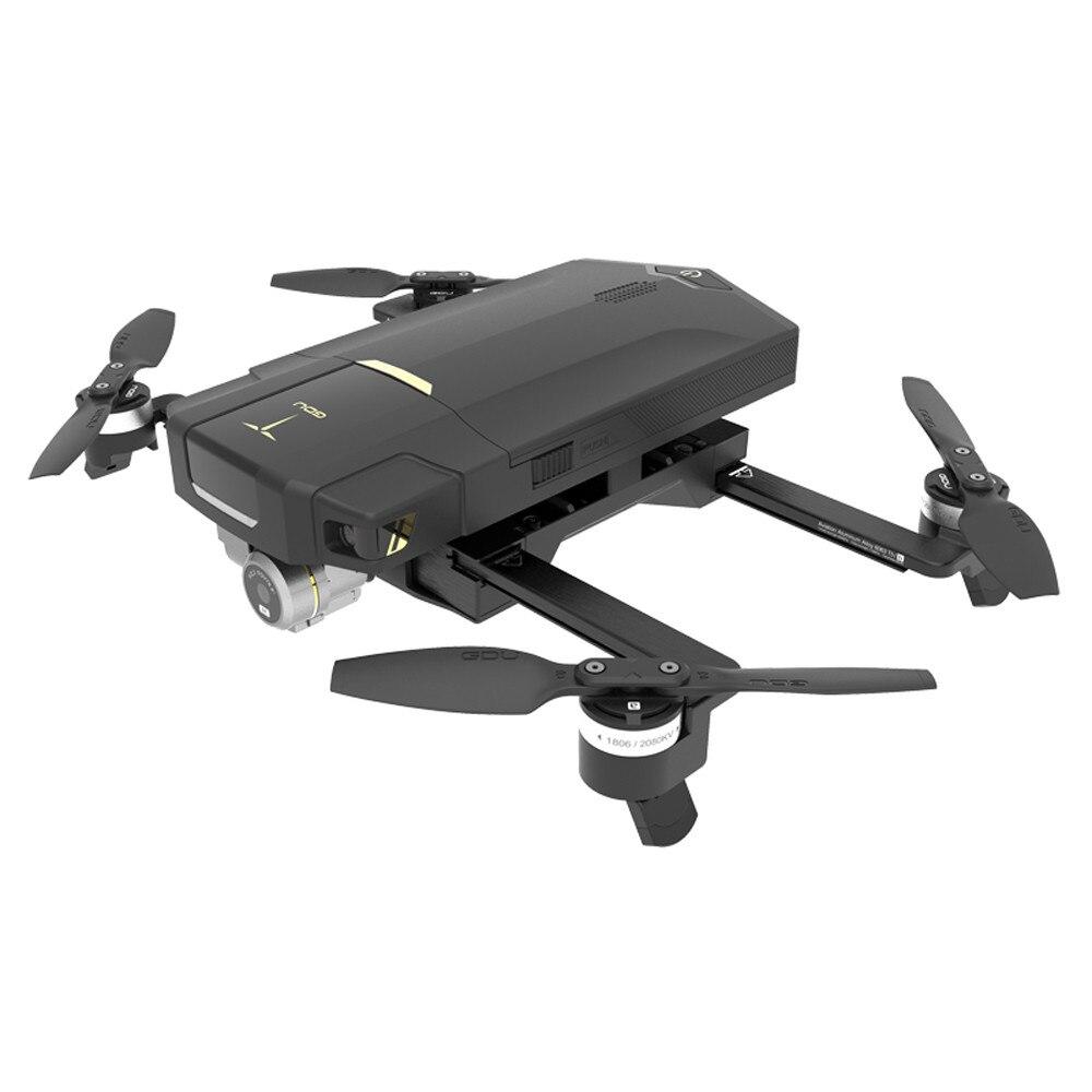 High Qaulity GDU O2 Drone Folding Quadrocopter with 4K HD Camera Live View System GPS&GLONASS Dorp Shipping #0103 gps навигатор lexand sa5 hd