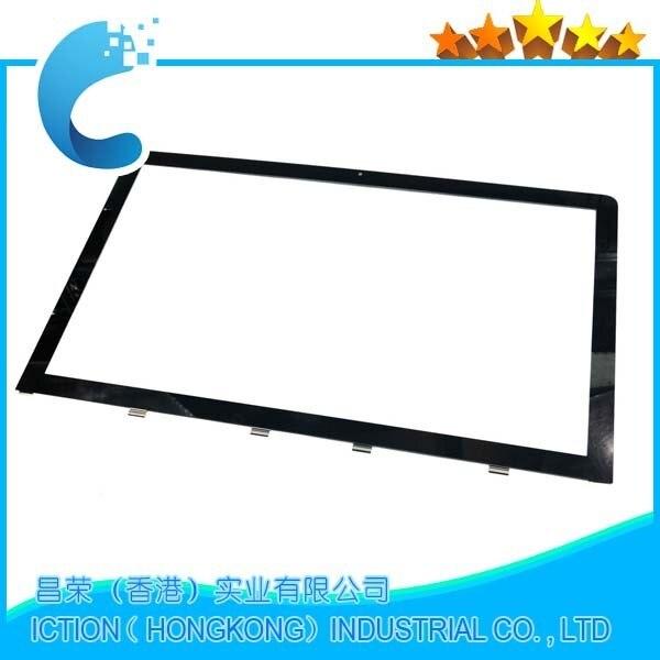 "Original Para iMac 27 ""A1312 Vidrio Frontal LCD Lente de Cristal Panel de Cubierta 2011 Modelo"