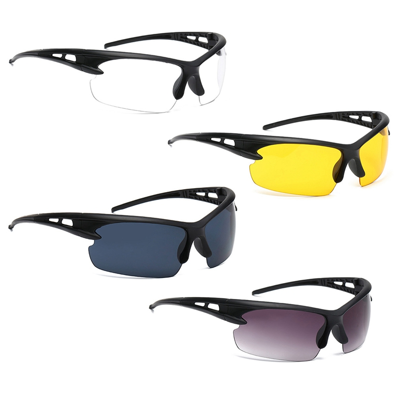 Protective Antifog Glasses  Windproof Eyewear Bicycle Motorcycle Sunglasses E Light Laser Safety Welding Goggles