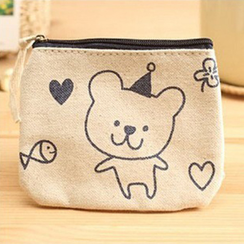 1pcs pure fresh natural canvas coin purses zero wallet child girl women change purse,lady zero wallets,coin bag Free shipping 2016 coin bag creative flower women coin purses fresh syle key wallets canvas girls child gift wallets small purse b0234