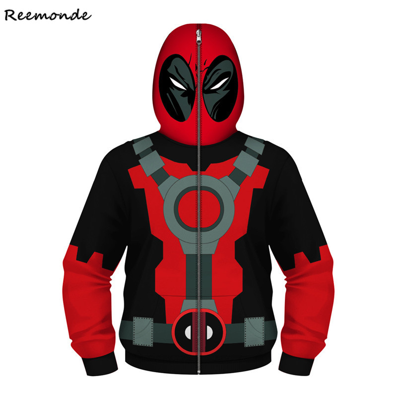 Spider-Man Cosplay Costumes Captain America Hoodies Black White Knight Sweatshirts For Kids Girl Boy Christmas Party Uniforms