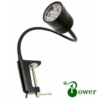 clamp on led work light