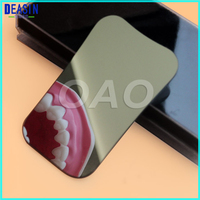 2018 Dental Lab Dentist Products Oral Clinic Stainless Steel Photographic Mirror Reflector