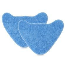 Washable Mop Pad Cleaning Cloth Replacement For Vax Steam Cleaner Mops Vacuum cleaner mop cloth 5 pieces lot microfiber mop cloth washable for home cleaning for cen540 cen540 mi cen546 robot vacuum cleaner