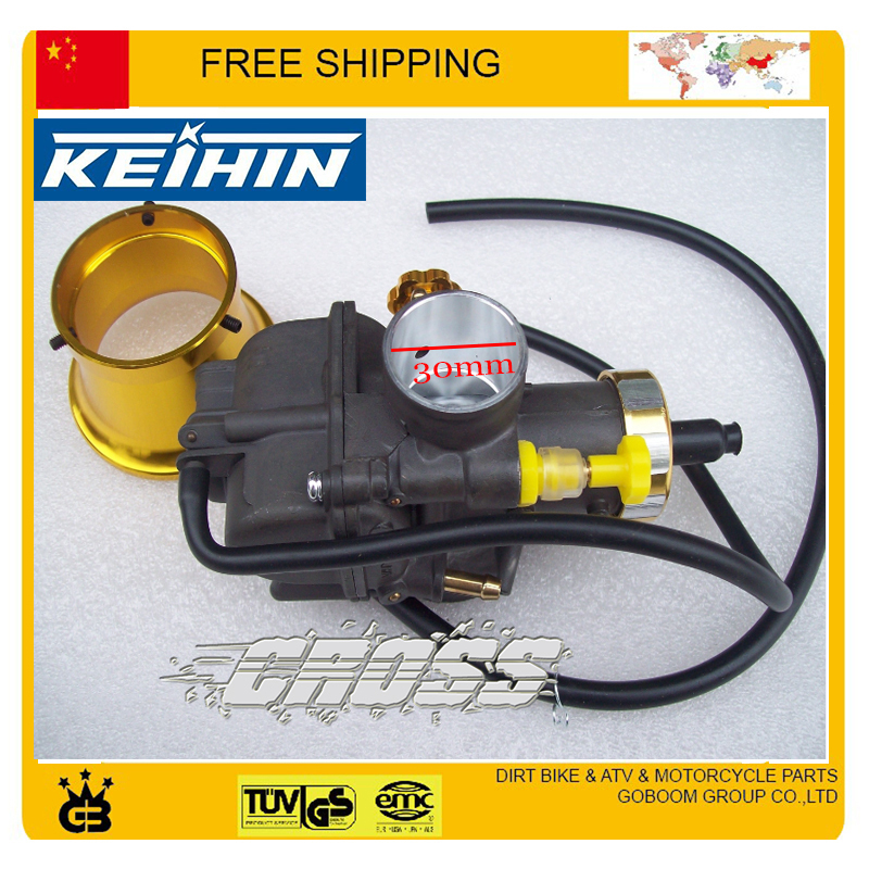 ФОТО yzf  jog 30mm PE30 keihin racing scooter motorcycle JOG100 RSZ gy6 Air Trumpet carburetor wind cup accessories free shipping