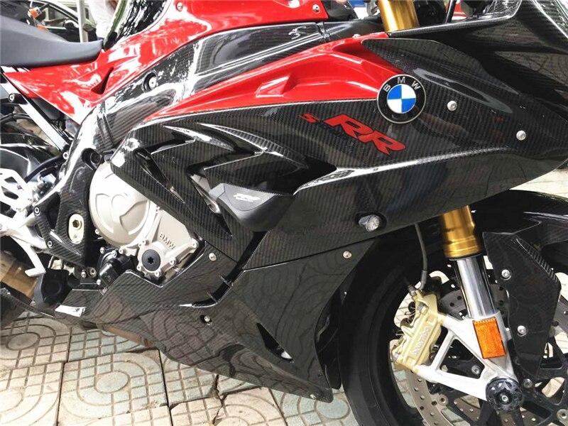 Side Fairings Panels For BMW S1000RR 2015 2016 2017 2018 Full Carbon Fiber  100%  Twill|bmw s1000rr fairing|full fairings|s1000rr fairing - title=