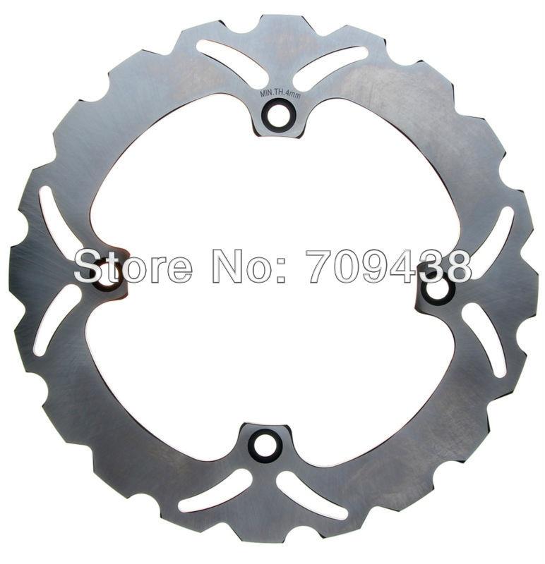Rear Brake Disc Rotor For DL1000 DL 1000 V-STROM 02-10 2002 2003 2004 2005 2006 2007 2008 2009 2010