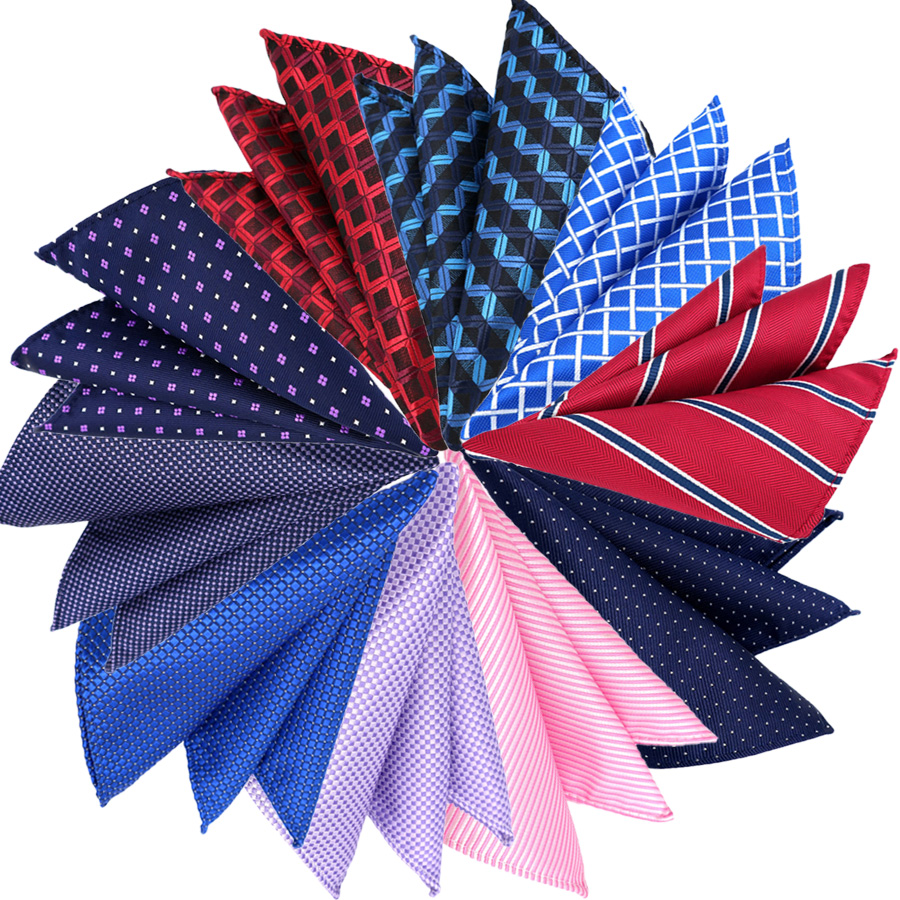 Mens Pocket Square 25CM 9.8