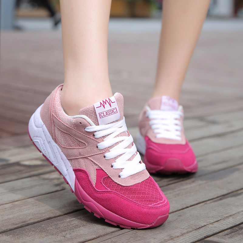Autumn Running shoes for women sneakers Athletic walking shoes breathable outdoor sport shoes woman zapatillas deportivas mujer 21