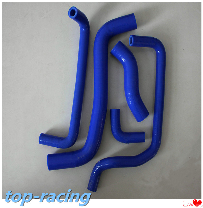 reinforced silicone hose for Toyota Corolla Levin AE101G AE111 4A GE 1995 2000 1999 1998 1997